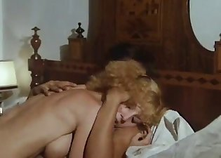 Vintage porn with a stunning mature doll