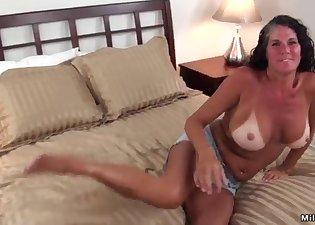 Kinky mademoiselle adores his boner