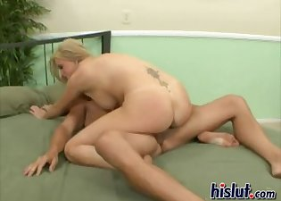 Spicy busty mom knows how to fuck