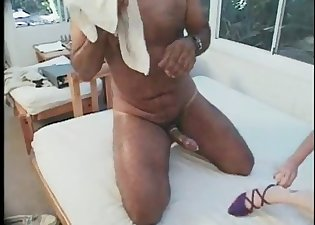Awesome oral sex with a sweet mature